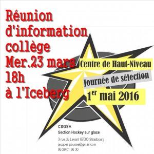 CHN Réunion d'information