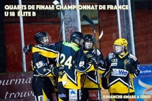 U18 Elite B Quart de finale