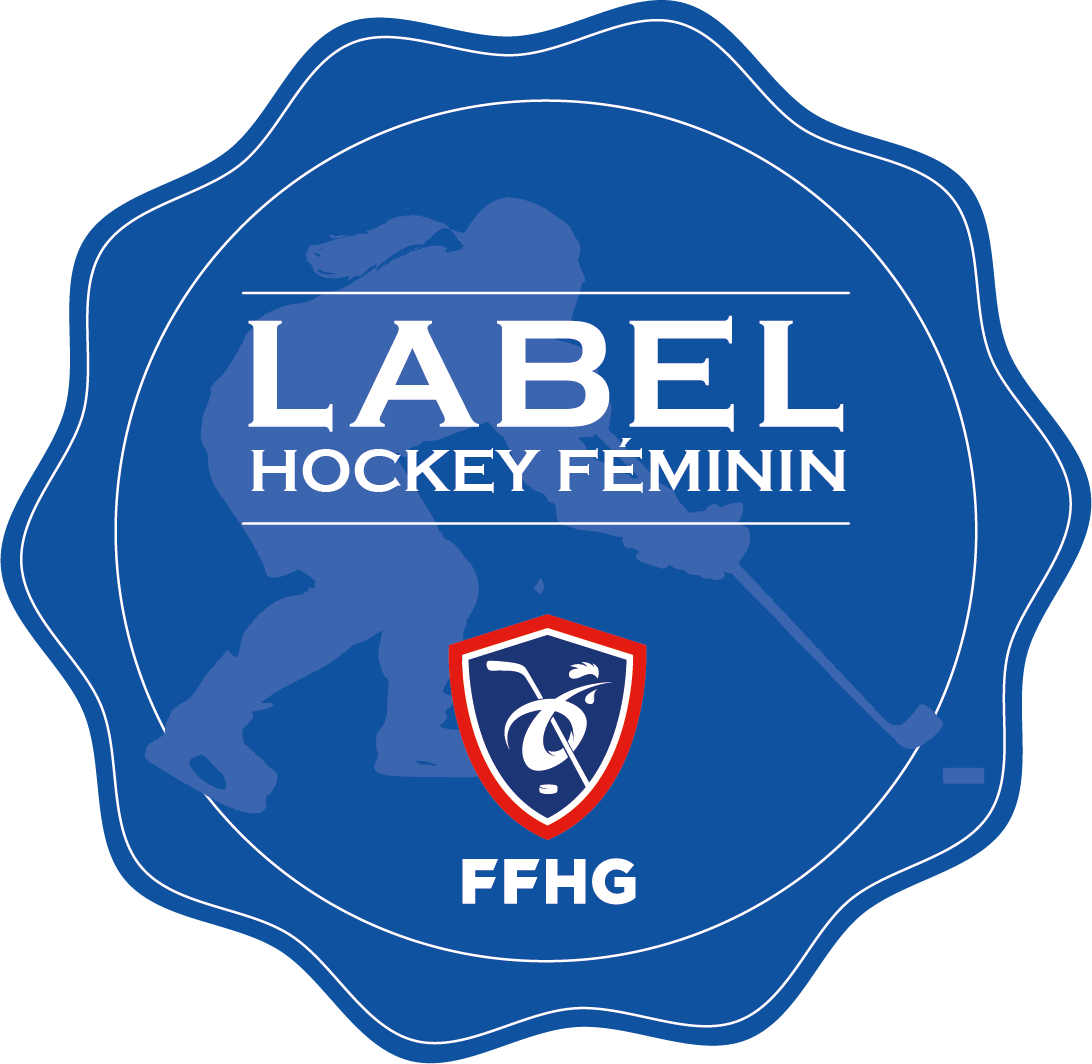 Label Hockey Féminin